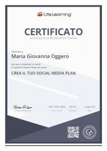 Crea il tuo Social Media Plan