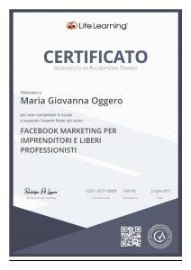 Facebook Marketing per Imprenditori e Liberi Professionisti