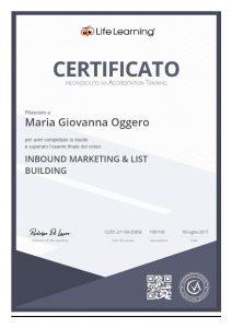 Inbound Marketing & List Building