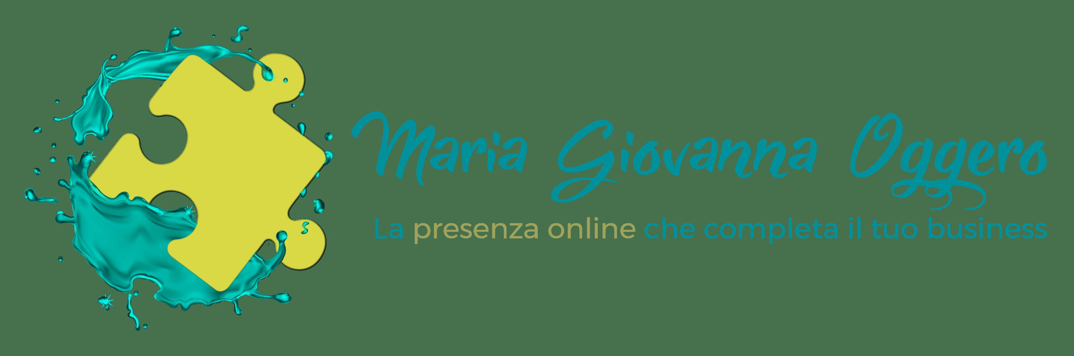 Maria Giovanna Oggero